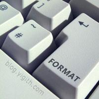 Bilgisayara Format Atmadan Önce Yedeklenmesi Gerekenler